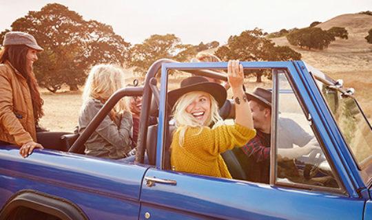Friends In A Truck- Thumbnail