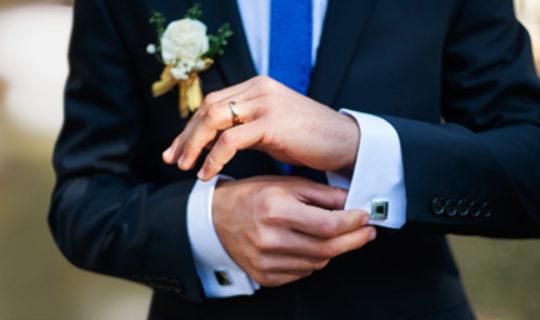Man Preparing For Wedding Day- Thumbnail