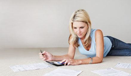 Woman Choosing a Personal Loan Based On The Lender's Credibility- Thumbnail